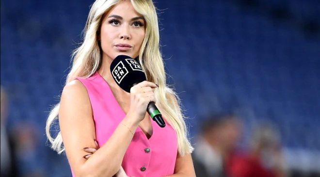 'Eğlenceye hazırım' diyen spor spikeri Diletta Leotta sahalara indi