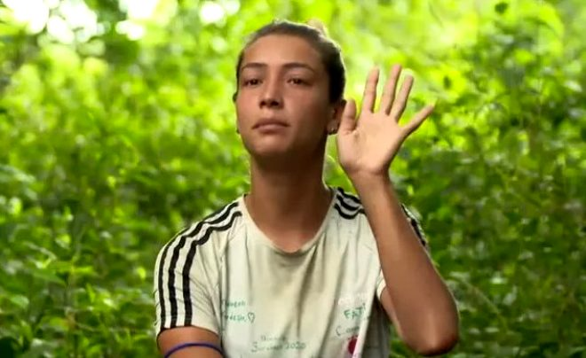 Survivor'ın olaylı yarışmacısı Evrim, Nisa ile ilgili sessizliğini bozdu