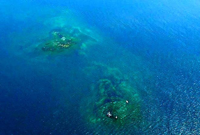 Depremle sular altına gömüldü, haritalar incelenirken keşfedildi! İstanbul'un batık adası: Vordonisi