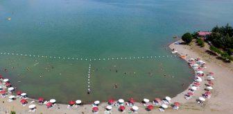 Ne Bodrum ne Marmaris! Burası Elazığ'ın gizli denizi: Hazar Gölü
