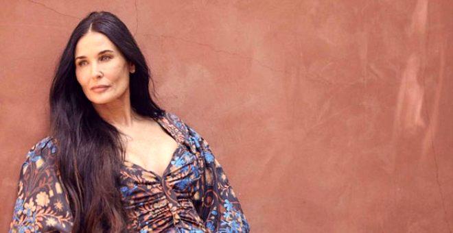 Ünlü oyuncu Demi Moore'dan bomba tesiri yaratacak proje! Cinsel ilişki dersleri verecek