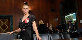 Koronavirüse yakalanan ünlü oyuncu Alyssa Milano'nun saçları döküldü