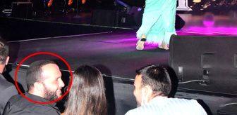 Yıldız Tilbe'nin konserini maskesiz izleyen Berkay, seyircilerin tepkisini çekti