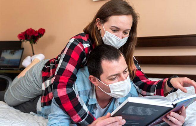 Koronavirüsten korunmak için cinsel hayatta dikkat edilmesi gereken 7 nokta şöyle;
