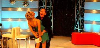 Kimi partnerinin kalçalarına dokundu kimi konuğunun pantolonunu indirdi! İşte Türk televizyon tarihinden 12 skandal an