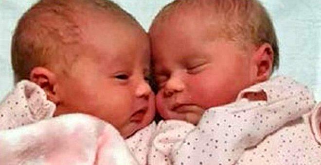 Koronaya yakalanan hamile kadın mucizevi bir şekilde ikiz bebek dünyaya getirdi