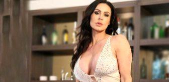 Cinsel içerikli film yıldızından maçta testis travması geçiren Rodriguez'e destek mesajı: Umarım iyisindir