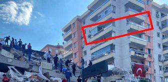 Yanı başındaki bina yıkıldı! Depremi derinden hisseden İzzet Yıldızhan'ın en zor anı