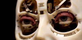 Disney'in geliştirdiği yeni nesil robot bakışlarıyla ürkütüyor