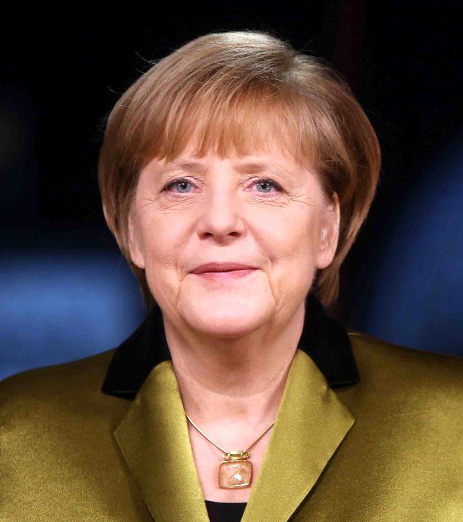 Angele Merkel (Almanya Başbakanı)
