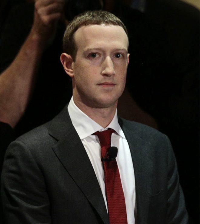 Mark Zuckerberg (Facebook CEO)
