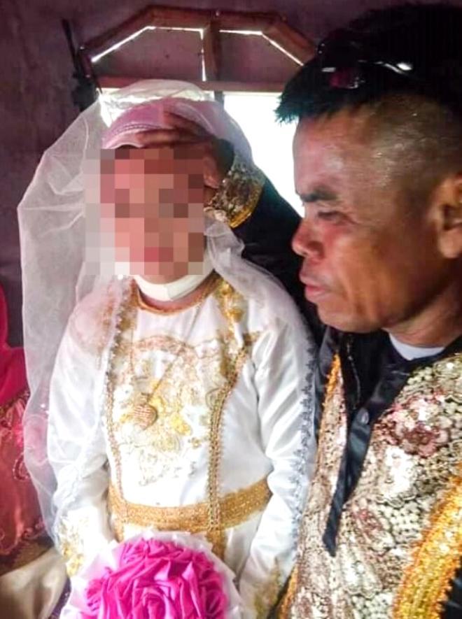 Gözler de kör olmuş vicdanlar da! 13 yaşındaki kız çocuğu 48 yaşındaki adamla evlendirildi