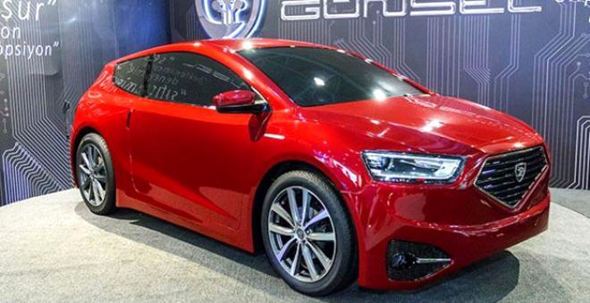 Yavru Vatan'ın milli arabası Günsel Türkiye'de! Fiyatıyla ilgili de açıklama var
