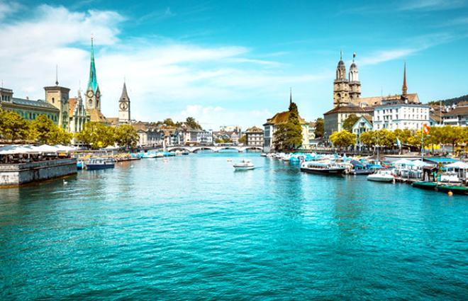 Zürih /İsviçre
