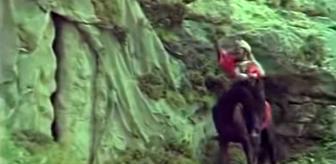 Çok şaşıracaksınız! Ali Baba ve Kırk Haramiler'deki içi altın dolu mağara bakın neredeymiş