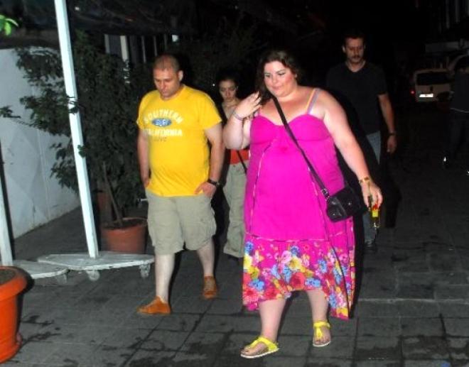 93 kilo veren Pelin Öztekin isyan etti: 100 kilo olan biri aşık olmaz mı?
