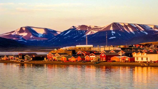 Ölmenin kanunen yasak olduğu kasaba: Longyearbyen