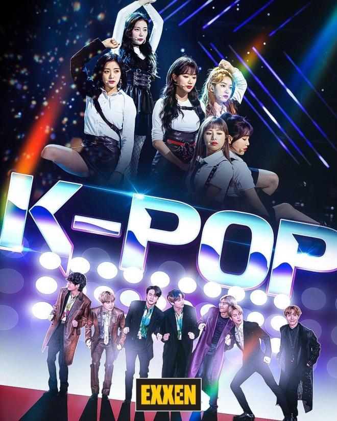 K-POP konserleri