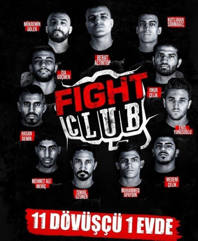 Fight Club Exxen