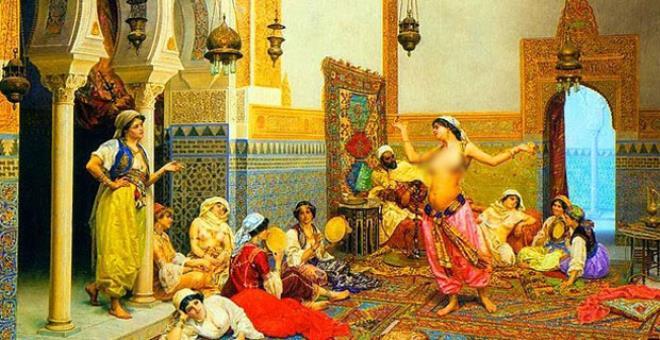 Kapısında kuyruklar oluşuyordu! İşte Osmanlı'nın ilk genelev patroniçesi: Langa Fatma