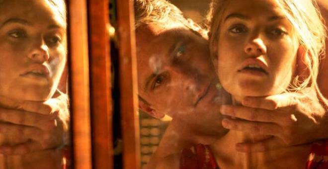 Evli oyuncu Armie Hammer'ın 'Seni yemek istiyorum, ben yamyamım' mesajını attığı kadın hastanelik oldu