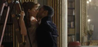 Oyuncular şokta! Ünlü dizi Bridgerton'ın müstehcen sahneleri cinsel içerikli sitelere düştü