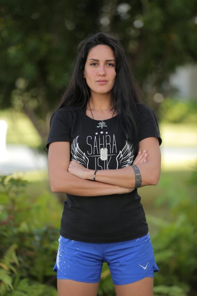 Survivor'ın asi kızı bir değişti pir değişti! Son halini gören 'Bu Sahra olamaz' diyor