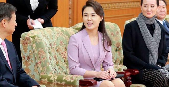 İdam edildiği düşünülen Kuzey Kore First Lady'si ortaya çıktı