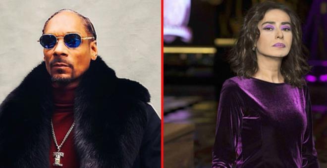 Dünyaca ünlü rapçi Snoop Dogg, Yıldız Tilbe hayranı çıktı! Birlikte paylaştığı fotoğraf Türk'leri heyecanlandırdı