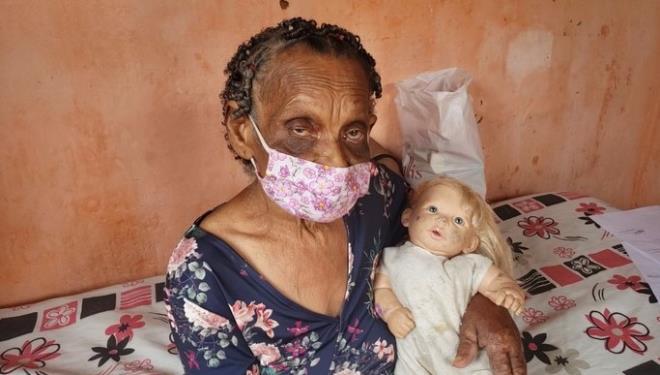 Kurtuluşu mucize! Kaybolan yaşlı kadın ormandan gelen sesle bulundu