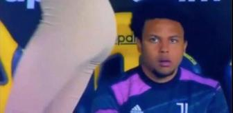 Yıldız futbolcu McKennie, gözlerini Can Yaman'ın sevgilisi Diletta'nın kalçalarından alamadı