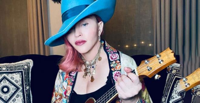Madonna'nın 19 milyon dolara aldığı saray yavrusu evinde yok yok!