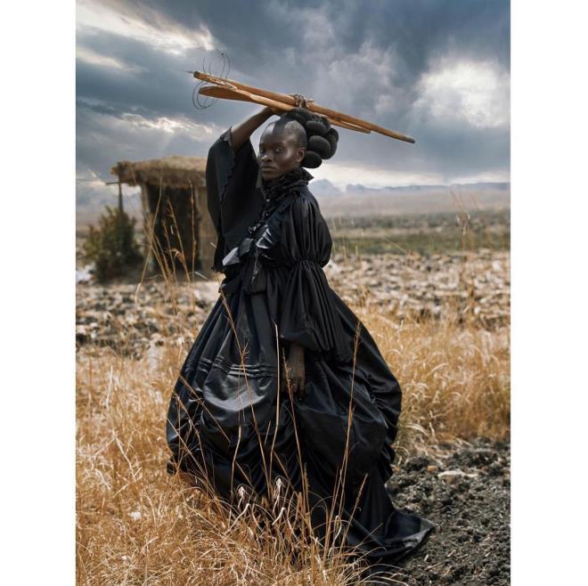 Sony 2021 Dünya Fotoğraf Ödülleri'ni kazananlar belli oldu! Birinciliği 'Afrikalı Viktoryen' portresi aldı