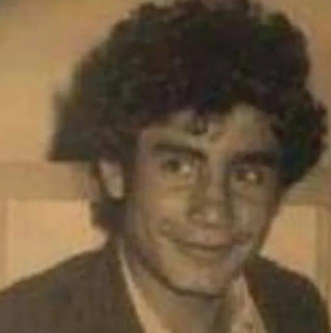 Bu halini kimse bilmiyordu, Ahmet Kaya'nın gençlik fotoğrafı ortaya çıktı