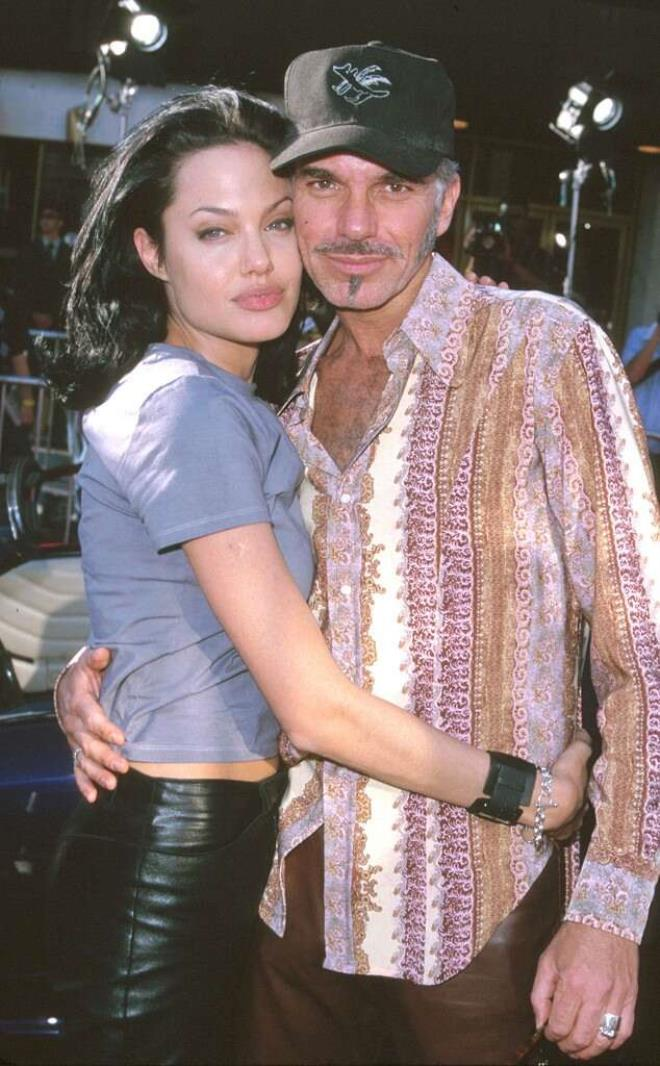 Angelina Jolie ve Billy Bob Thornton