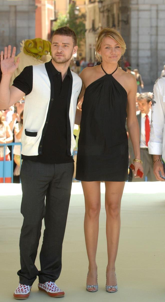Cameron Diaz ve Justin Timberlake