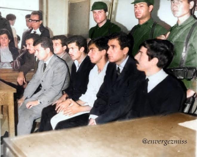 Tam 49 yıl oldu! Deniz Gezmiş'in ilk kez ortaya çıkan fotoğrafları