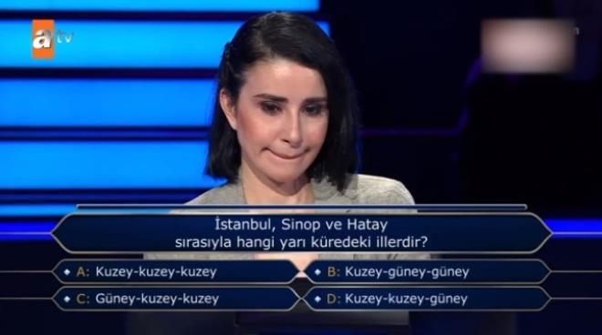 Milyoner'e damga vuran soru! Cevaba Kenan İmirzalıoğlu bile şaşırdı