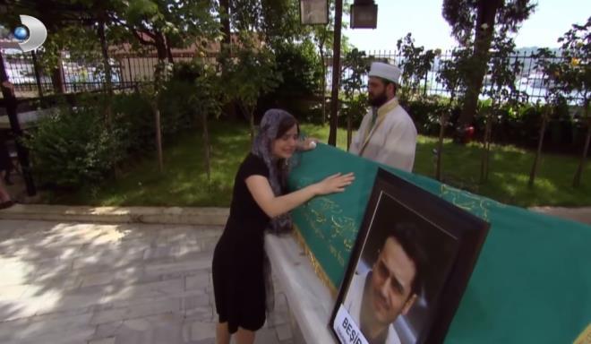 Yıllar sonra o sahneyi anlattı! Aşk-ı Memnu'nun kara kutusu Beşir'e 11 yıl önce böyle veda etmiş