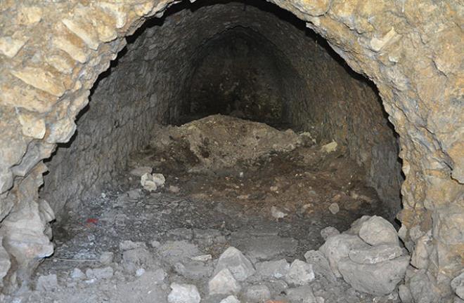 Terörden arınan Gabar Dağı'nda şaşırtan keşif! Bin 700 yıllık manastır ve 50 evin kalıntıları bulundu