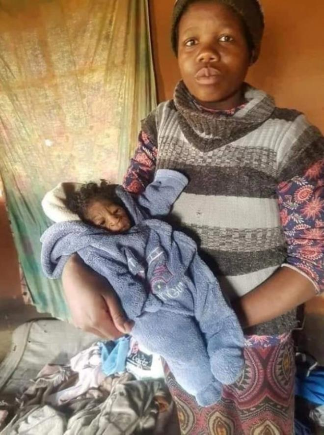 Dünyada böylesi yok! Doğum yapan kadın, bebeğini kucağına aldığında dehşete düştü