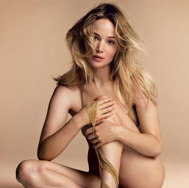 Güzelliğiyle baş döndüren Jennifer Lawrence'tan cinsel ilişki itirafı: Sevişmeden önce test isterim