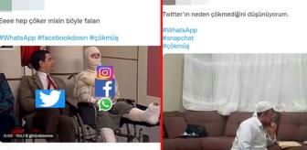 Facebook, WhatsApp ve Instagram çöktü, milyonlarca kişi Twitter'a akın etti! Paylaşımlar gülme garantili