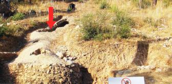 Muğla'da 2700 yıllık 60 metrelik tünel bulundu! İçini gören arkeologlar şaştı kaldı