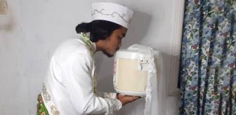 Pilav yapma makinesiyle evlenen adamın mutluluğu 4 gün sürdü
