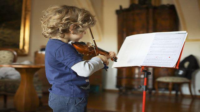 Bir müziksever yetiştirmek