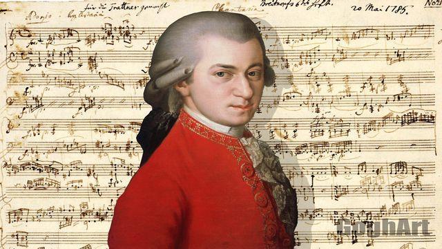 Klasik müziğin dahi çocuğu Mozart ve etkisi