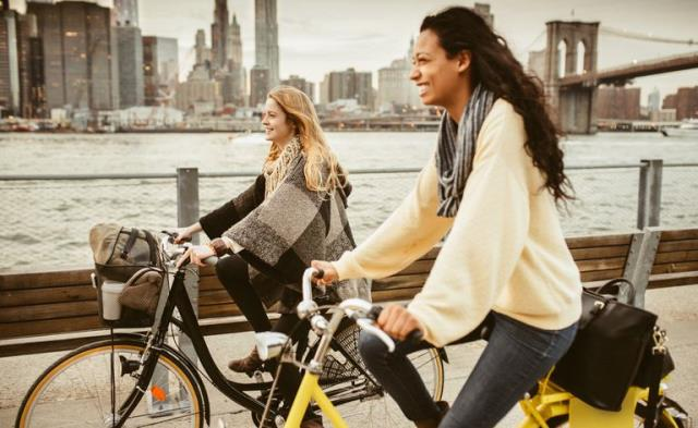 Bisiklet sürmenin faydaları: Bisiklete binmek için 12 neden