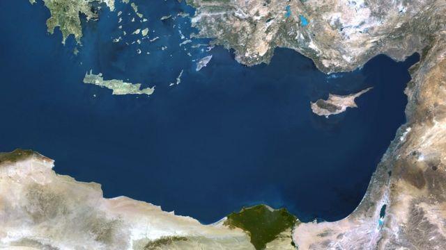 Yunanistan ve Güney Kıbrıs'ın Doğu Akdeniz politikaları