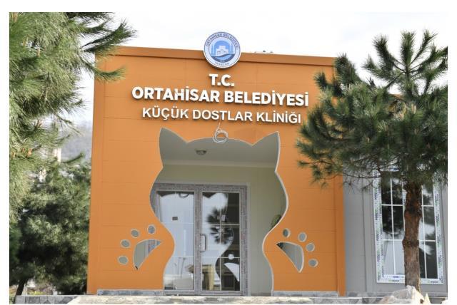 Trabzon'da minik dostlarımıza sahip çıkan örnek Belediye; Ortahisar Belediyesi